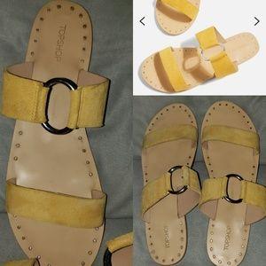 TopShop Hooray Ring Sandals